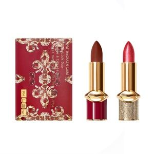 PAT MCGRATH BlitzTrance Divine Lipstick Duo Ruby